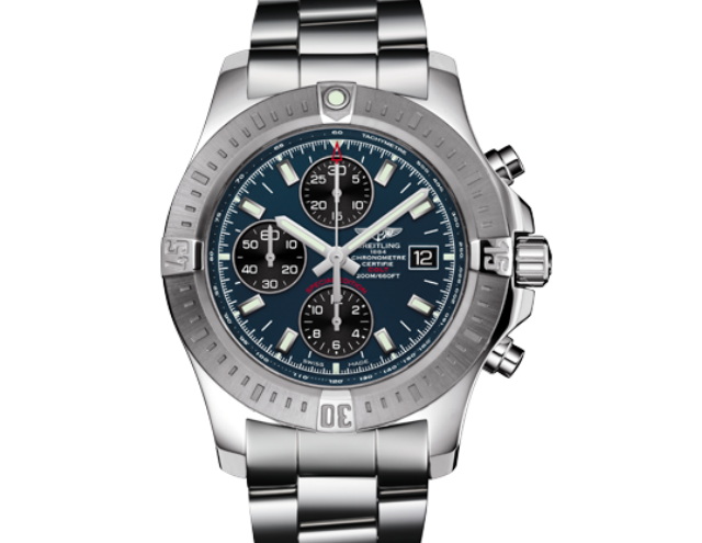 BREITLING COLT CHRONOGRAPH AUTO JAPAN EDITION