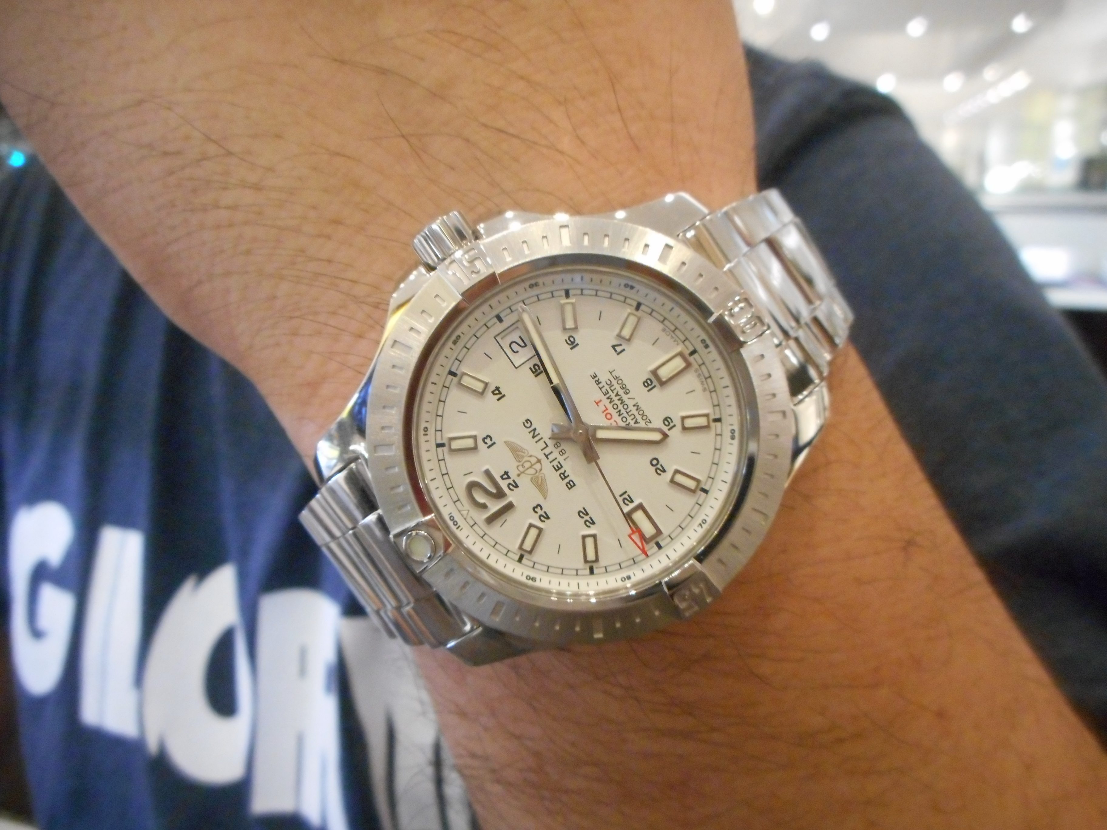 BREITLING COLT41 AUTOMATIC