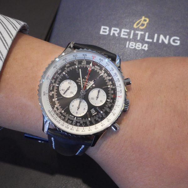 Breitling ナビタイマー1B01 クロノグラフ46