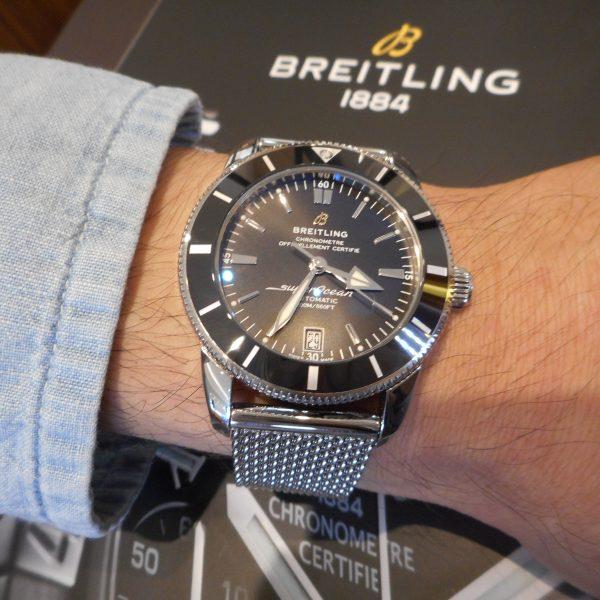Breitling スーパーオーシャンヘリテージⅡ 42