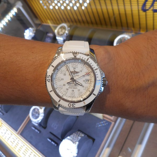 BREITLING SUPEROCEANⅡ42 JAPAN EDITION