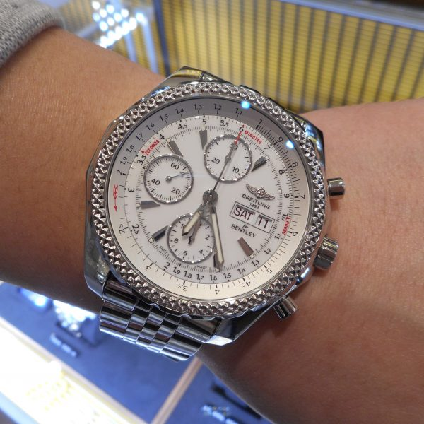 BREITLING BENTLEY GT FOR JAPAN
